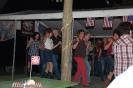 5-jähriges der Crazy Stomping Linedancers